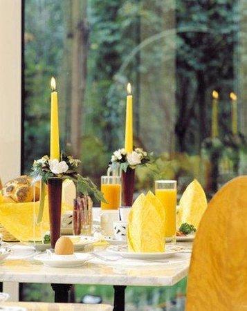 City Partner Hotel Villa Fiore : Restaurant