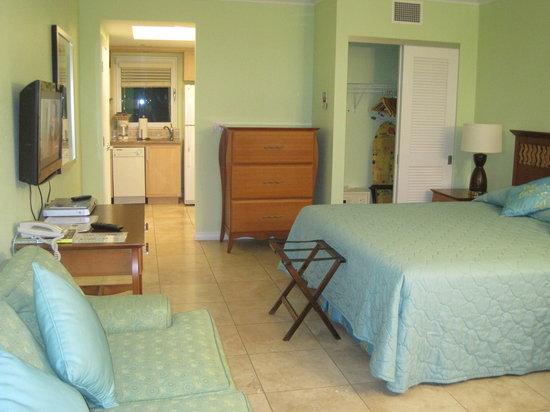 Oyster Bay Beach Resort: Bedroom