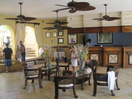 Oyster Bay Beach Resort: OBBR lobby
