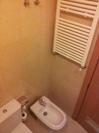 Hotel II Castillas: Baño