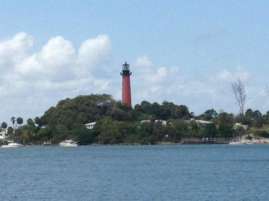 Dubois Park: Jupiter Inlet Lighthouse