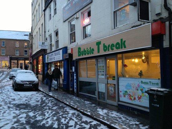 Bubble T Break: shop
