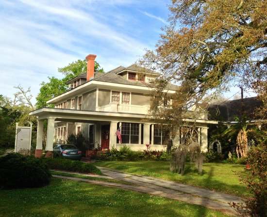 Estorge-Norton House : Beautiful Historic B&B