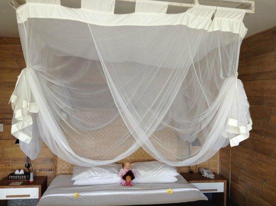 Chapung SeBali Resort and Spa: Master Bedroom
