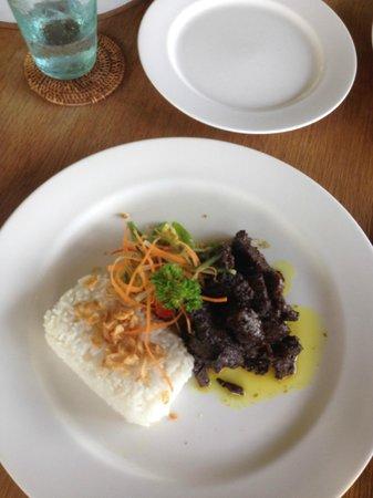 Chapung SeBali Resort and Spa: More yummy food
