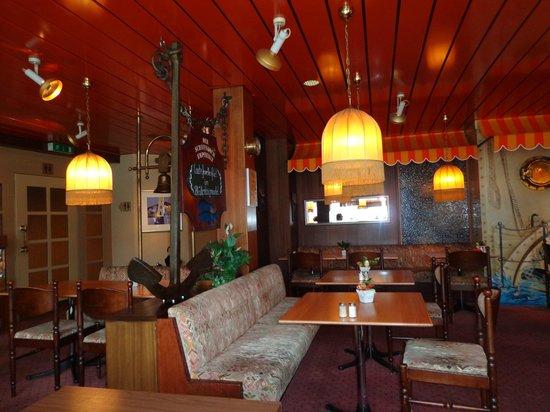 Seegarten Hotel Marina: Buen restaurante