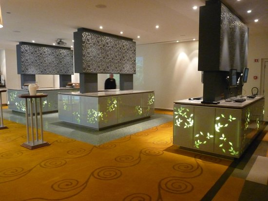 Crowne Plaza Hotel Brussels - Le Palace: 1st floor meeting rooms