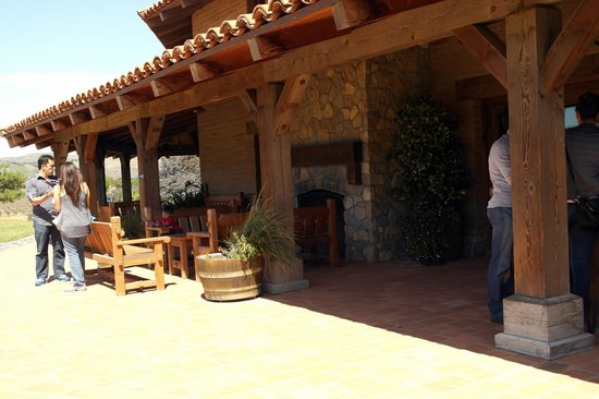 Stagecoach Wine Tours Santa Ynez: Sanford