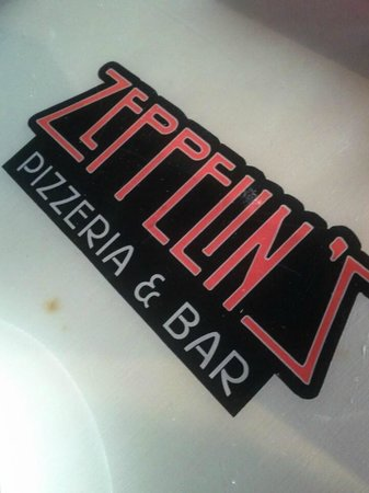 Zeppelin's Pizzeria & Bar: Zeppelin's Biloxi