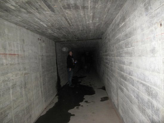 Ghost Hunter Chattanooga : This is Shane, our guide.  The orbs like him a lot!