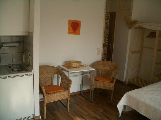 Wohlfühl-Apartments: Apartment Mohn BAT
