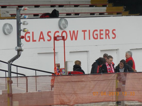 Glasgow Tigers Speedway: Team name