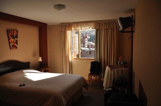 Qelqatani Hotel: The room