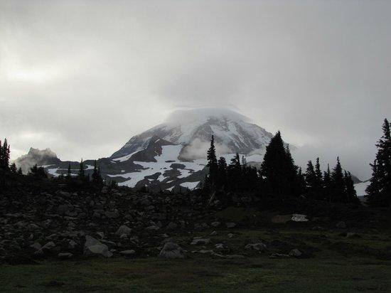 Wonderland Trail : Mt. Rainier