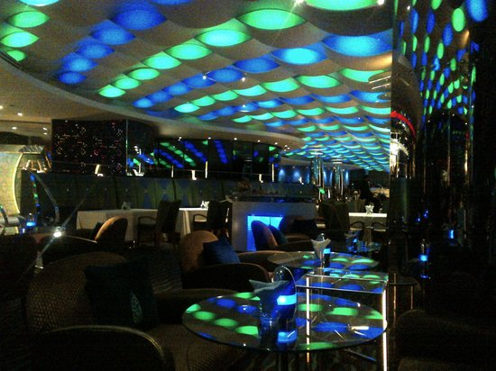 Burj Al Arab Jumeirah : Sky view bar