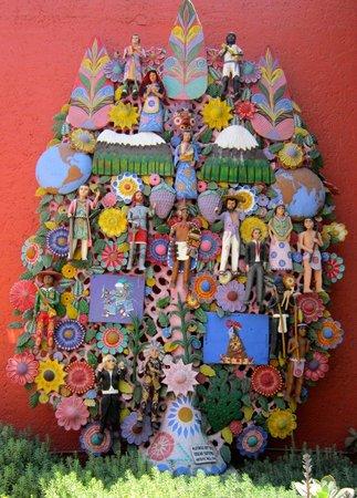 生命の樹 el Árbol de la vida メキシコの不思議な世界 メキシコの