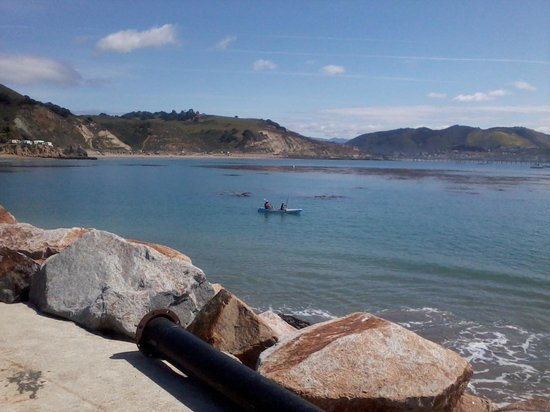 Avila Beach Paddlesports: On the go
