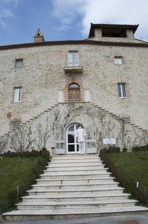 Castello di Montignano Relais & Spa: Vista esterna Castello
