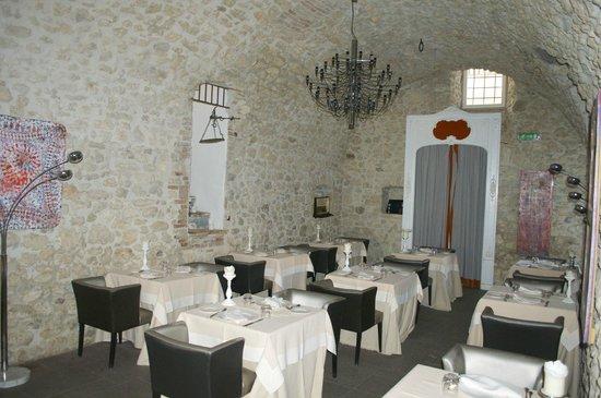 Castello di Montignano Relais & Spa: Ristorante