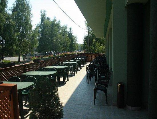 Hotel Hajnal: Exterior View