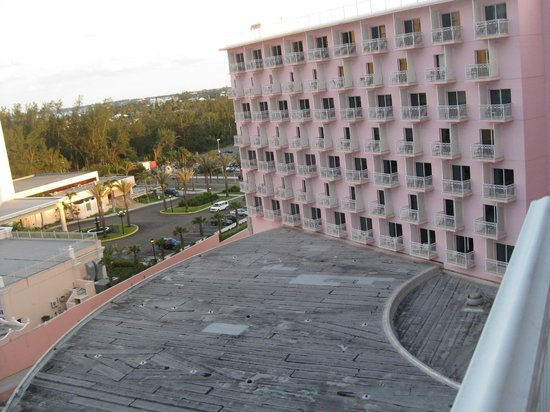 Our Beach Tower View Picture Of The