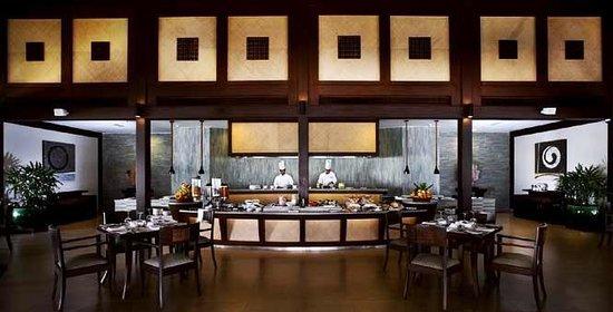 The Lalit Resort & Spa Bekal: Nombilli The Restaurant