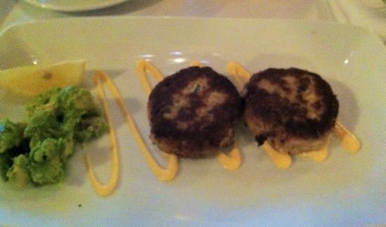 Louise's Trattoria: crabcakes