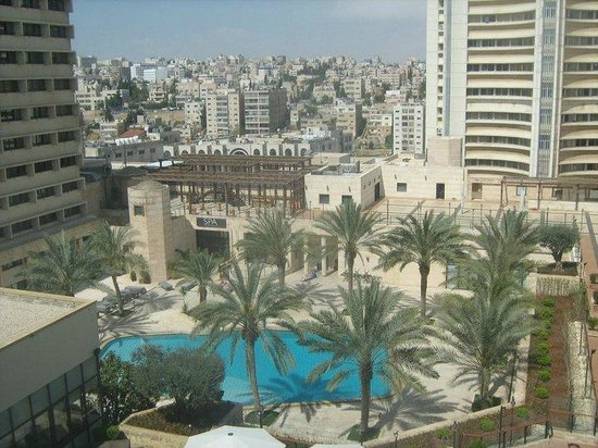 InterContinental Amman: Outdoor pool