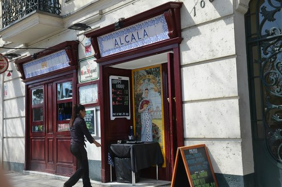 HV Alcala