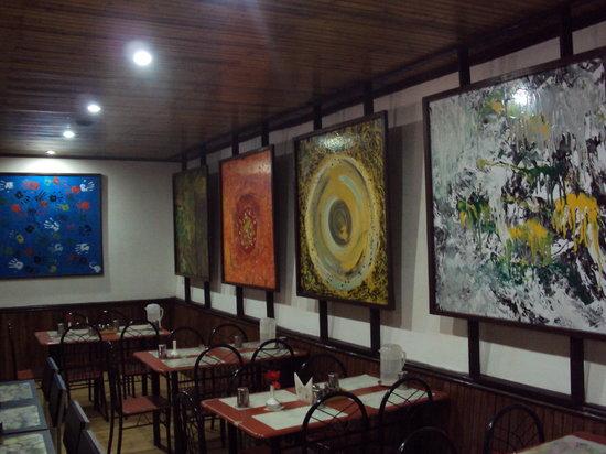 Kanika's for Veggie Lovers : Paintings done by Kripa Foundation, Darjeeling