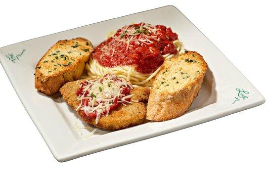 Ledo Pizza: CHICKEN PARMESAN
