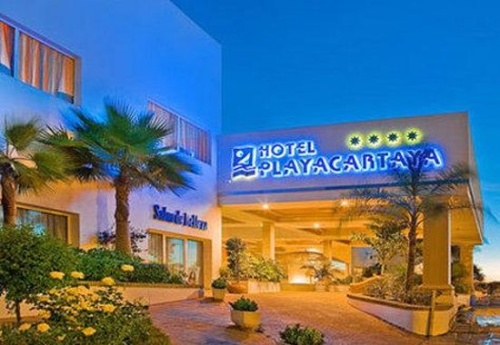 Playacartaya Spa Hotel: Hotel