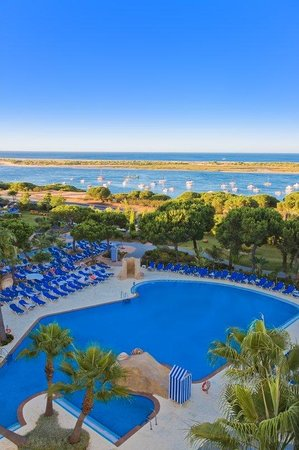 Cartaya, Spanien: Pool