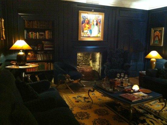 Oak House No1: The sitting room