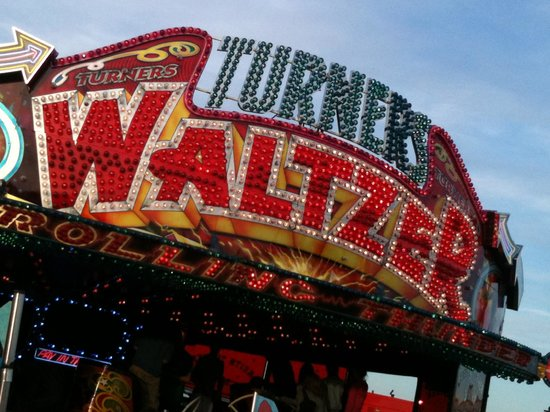 The Easter Fun Fair Picture Of Whitley Bay Tyne And