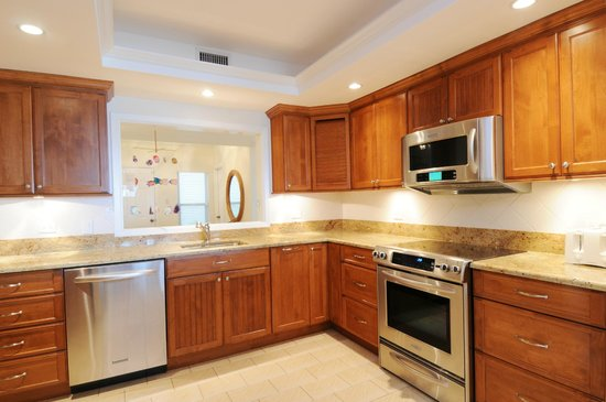 Casa Caribe: Everything you need in your fully equipped kitchen.