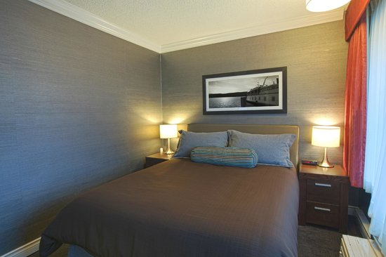 ‪‪Sandman Hotel & Suites Kelowna‬: One Bedroom Suite‬