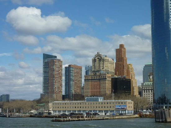 manhattan skyline new - photo #41