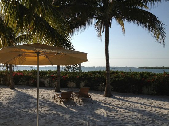 Parrot Key Hotel and Villas: View from our room 42A