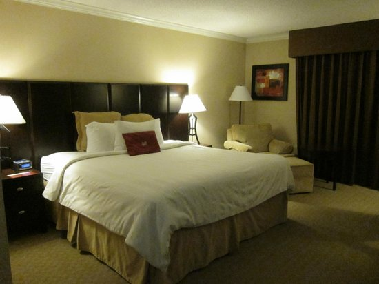 The Hotel Fullerton : Room
