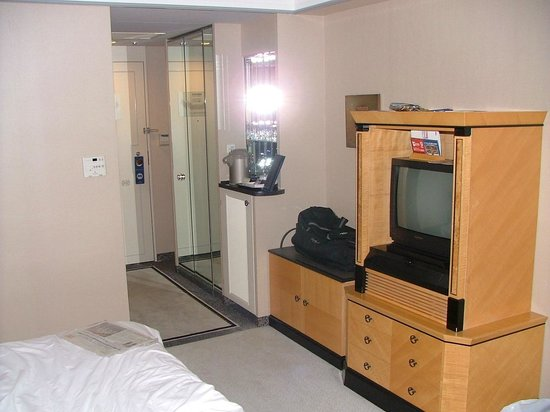 Hotel New Otani Osaka: Well appointed rooms