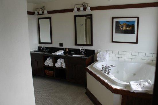 Historic Park Inn Hotel: Bathroom
