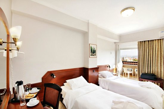 Arkadi Hotel: Twin Room