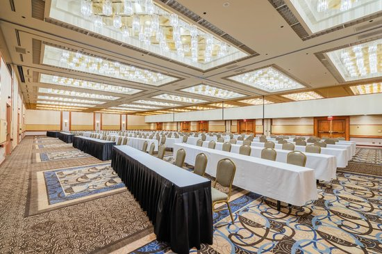 Doubletree by Hilton Anaheim - Orange County: Grand Ballroom