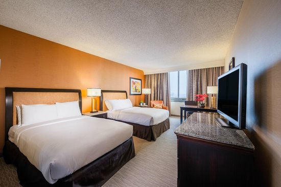 Doubletree by Hilton Anaheim - Orange County: Room with 2 Double Beds