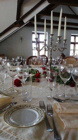 Restaurant Merlot: Besøg på Merlot