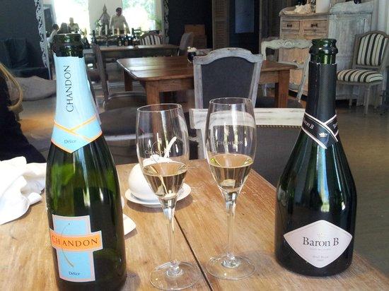Bodegas Chandon: restaurante e espumantes