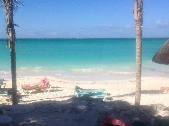 Grand Fiesta Americana Coral Beach Cancun: Fabulous sandy beach