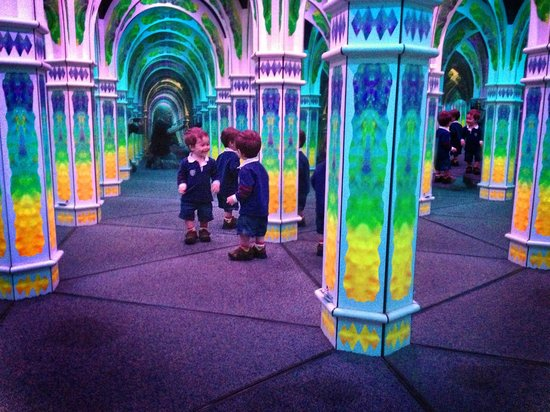 Magowan's Infinite Mirror Maze: The multiverse