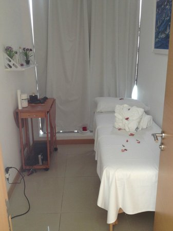 Sisai Hotel Boutique: Spa room